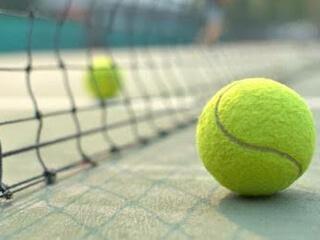 Tennis is fun