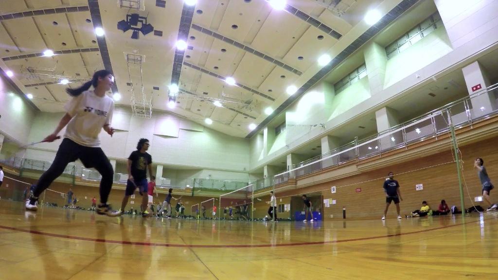 badminton is so fun