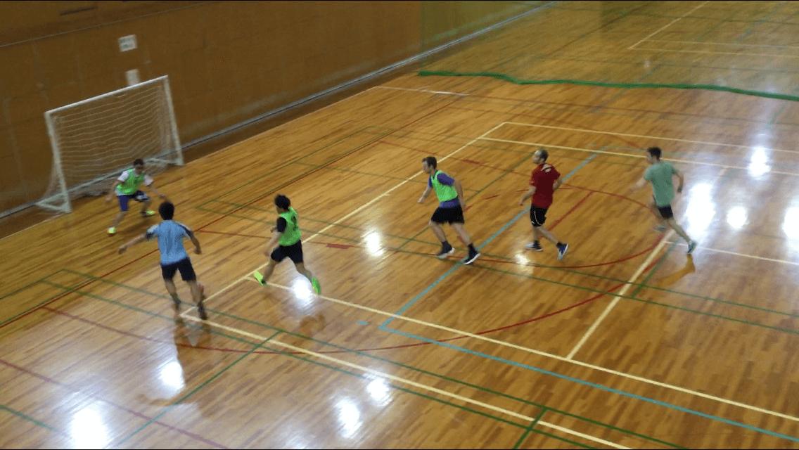 enjoy playing futsal