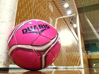 Let's play futsal